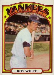 1972 Topps Baseball Cards      340     Roy White